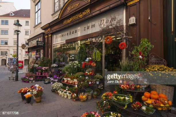 Florist shop in Vienna