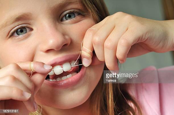 uso do fio dental