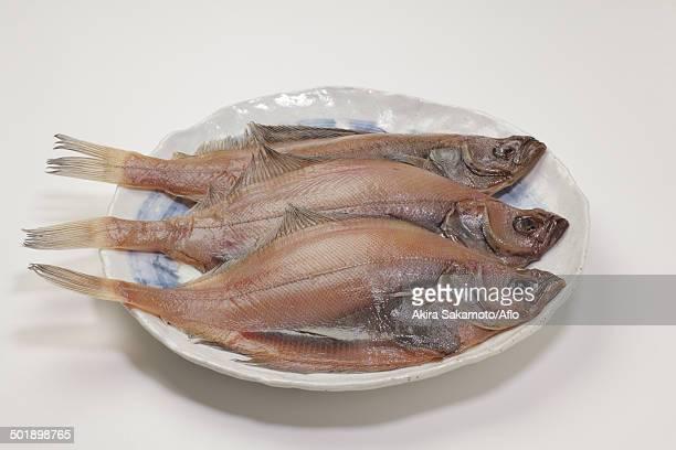 flounder - 干物 ストックフォトと画像