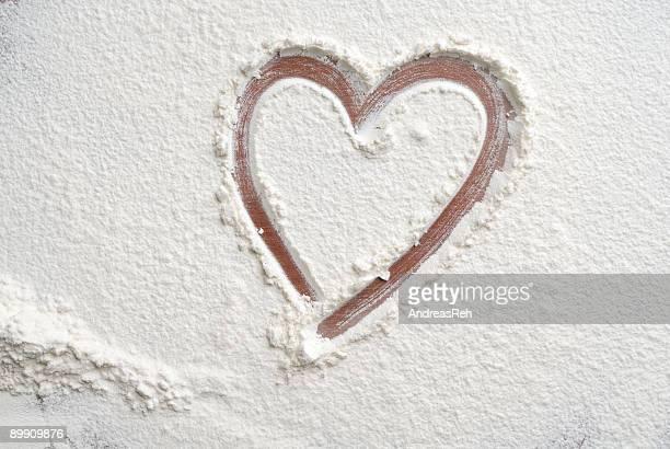 Flour shape number one