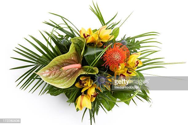 flower arrangement - bunch stock pictures, royalty-free photos & images