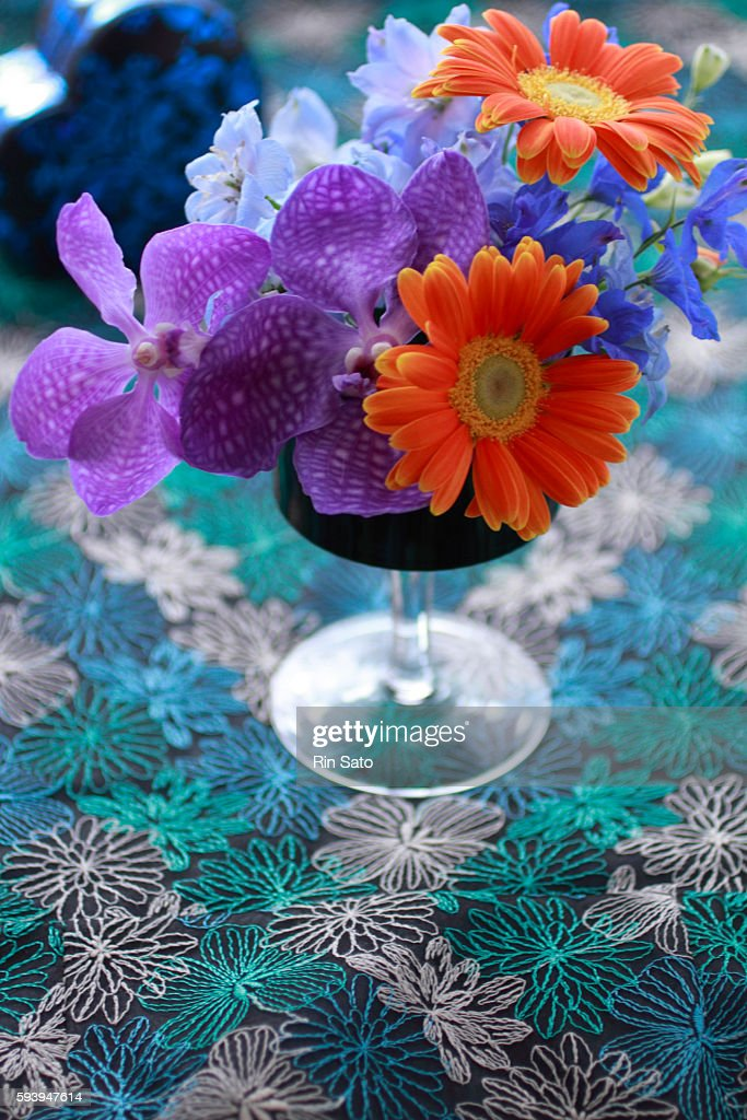 Flower Arrangement : Stock Photo