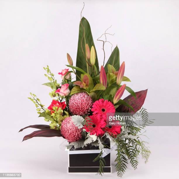 Flower arrangements and bouquets