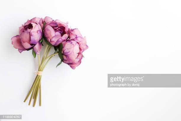 flower bouquet - bouquet stock pictures, royalty-free photos & images