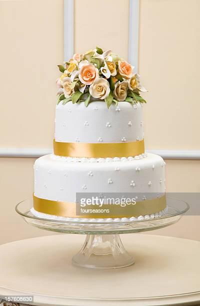 Blume-Kuchen