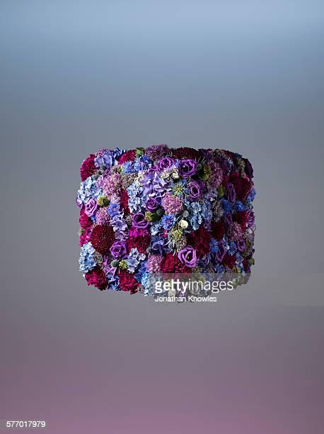 Flower cube