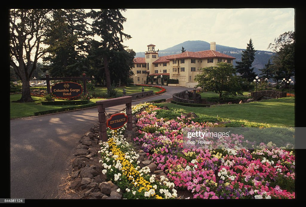 Columbia Gorge Hotel Pictures   Getty Images