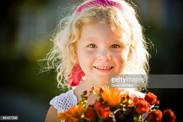 flower girl - david ramos fotografías e imágenes de stock