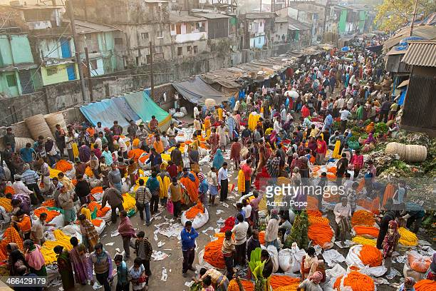 Flower Market, Kolkata
