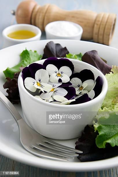 Ensalada de flor