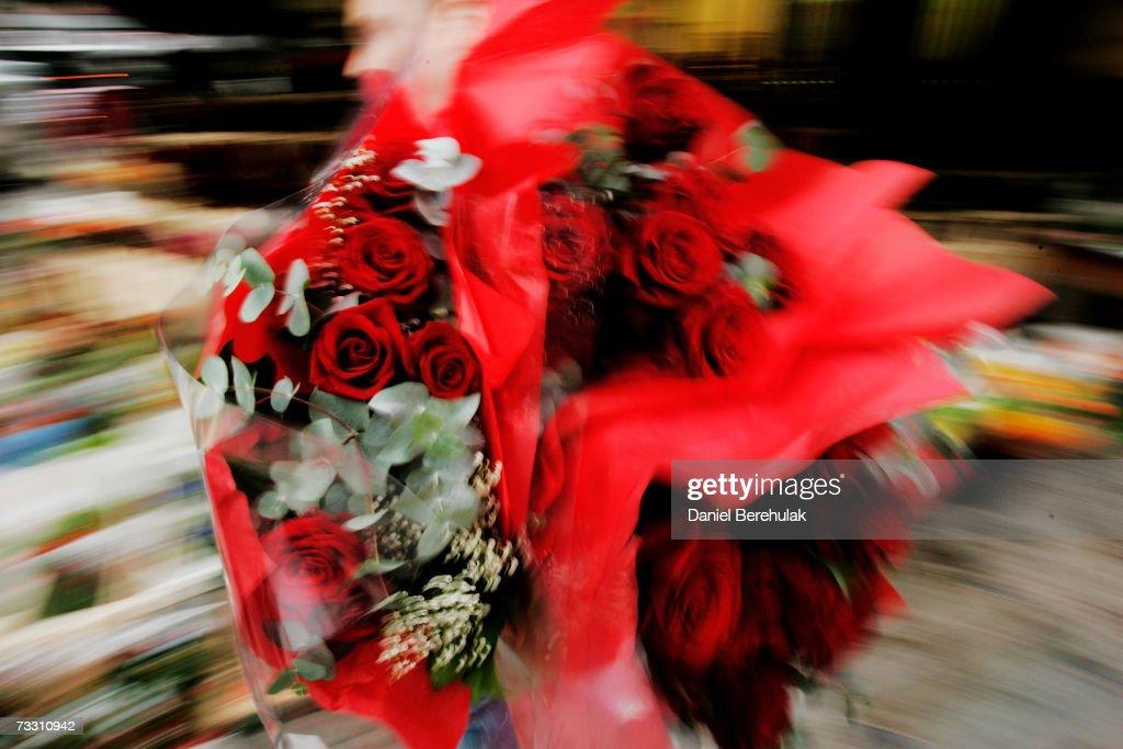 Valentines Day England