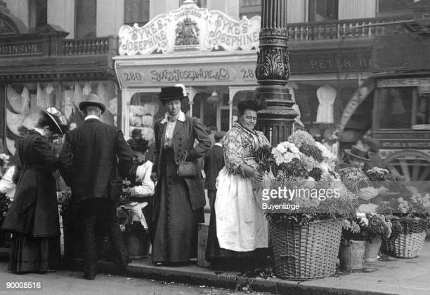 Flower Sellers London