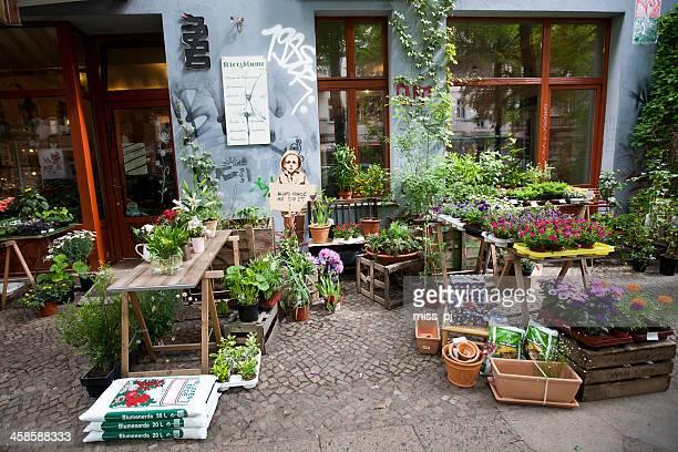 Flower shop im Friedrichshain, Berlin