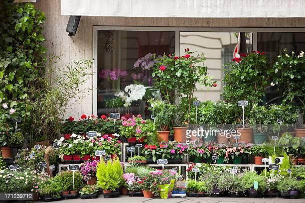 Loja de Flores em Paris