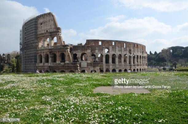 Flowered Colosseum