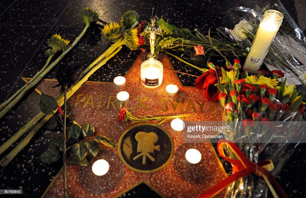 Patrick Swayze Remembered : News Photo