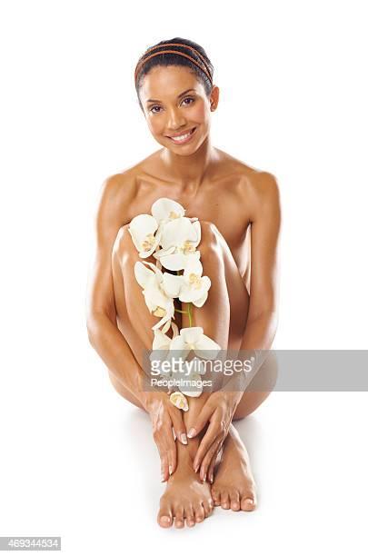 Fleurs et de la féminité