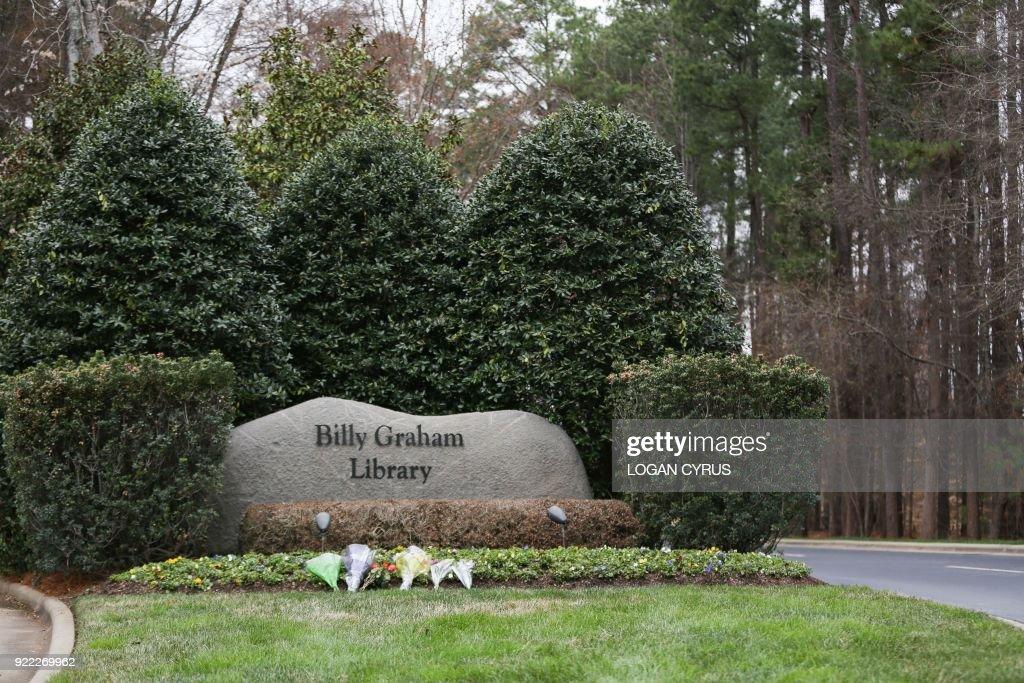 US-GRAHAM-RELIGION-POLITICS : News Photo
