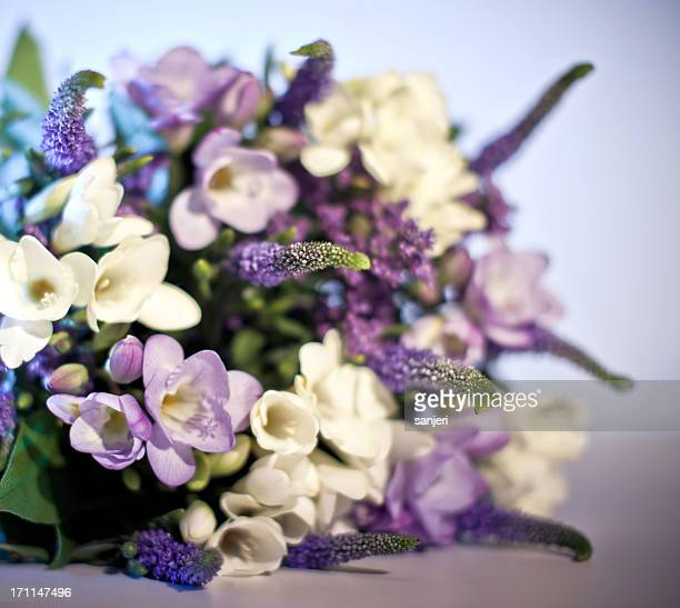 flowers bouquet - funeral stock pictures, royalty-free photos & images