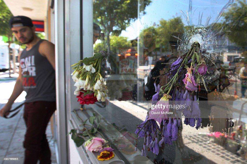Shooting Rampage In Santa Barbara Leaves Seven Dead : News Photo