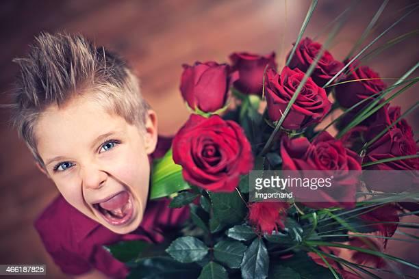 Blumen für Mutter