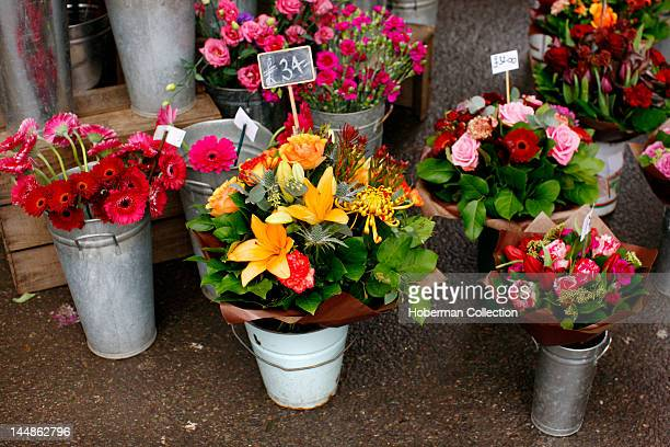 Flowers For Sale Burough Market London
