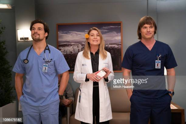 S ANATOMY Flowers Grow Out of My Grave Meredith has a patient whose family is celebrating Day of the Dead making the doctors remember loved ones they...