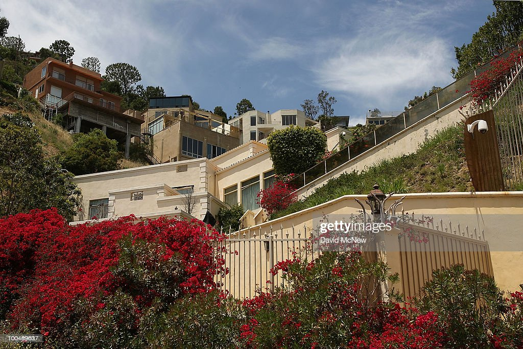 Simon Monjack Found Dead At Home In Hollywood Hills : ニュース写真