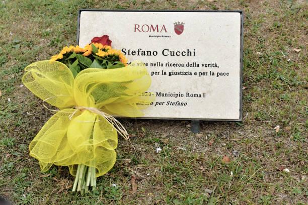ITA: Stefano Cucchi Memorial Ceremony Held 12 years After His Death