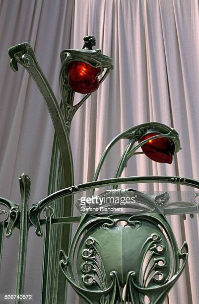 Art Nouveau Metro Stock Photos and Pictures | Getty Images