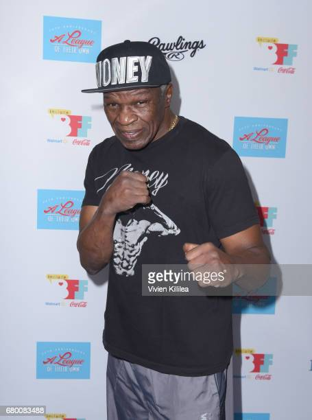 Floyd Mayweather Sr attends A League of Their Own 25th Anniversary Game at the 3rd Annual Bentonville Film Festival on May 7 2017 in Bentonville...