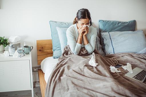 Flu attack 1134952664