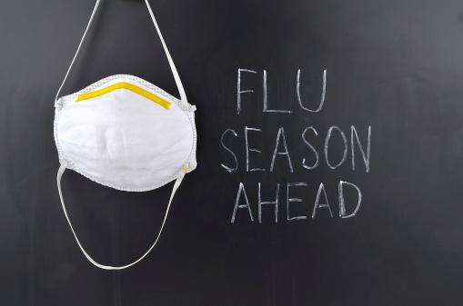Flu Season Ahead 510183777