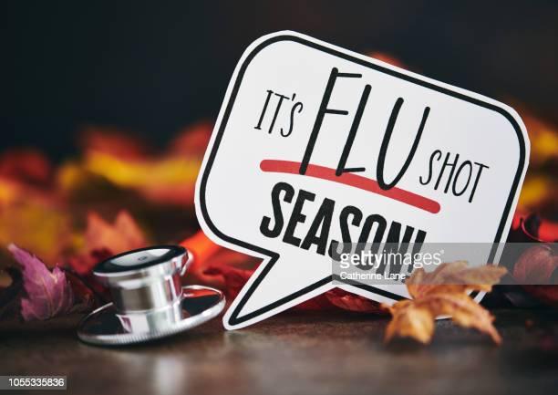flu shot season - season stock pictures, royalty-free photos & images