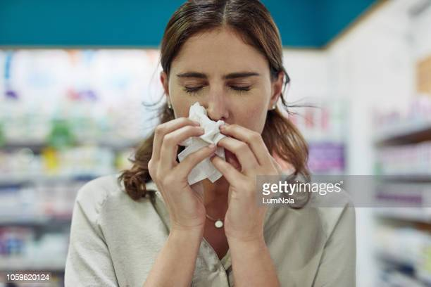 flu won't stand a chance in this pharmacy - season stock pictures, royalty-free photos & images