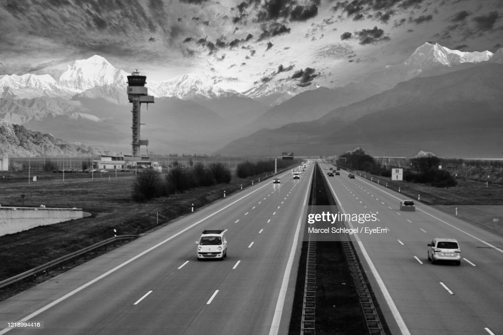 Flughafen Leipzig Halle High Res Stock Photo Getty Images