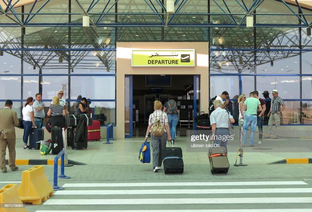 Flughafen Marsa Alam Aegypten News Photo Getty Images