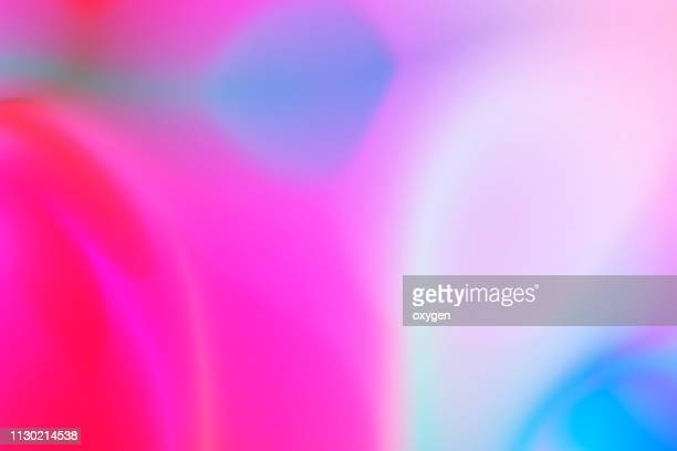 fluid color shapes. abstract colorful background: fuchsia to pink blue - マゼンタ ストックフォトと画像