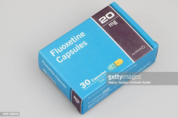 fluoxetine - anti depressant stock pictures, royalty-free photos & images