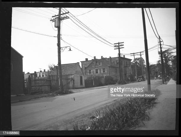 Israel W Peck House southwest corner of Northern Boulevard and Lawrence Street New York New York 1922