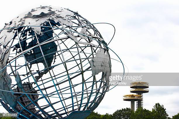 flushing meadows-corona park, new york - flushing queens stock pictures, royalty-free photos & images
