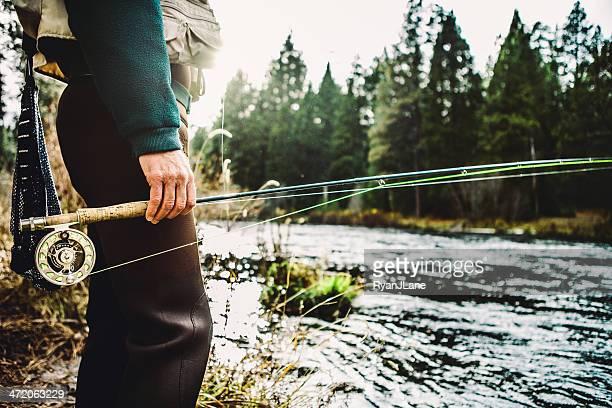 Fliegenfischen in Bend, Oregon