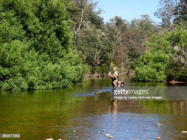 Fly Fishing South Esk River Tasmania