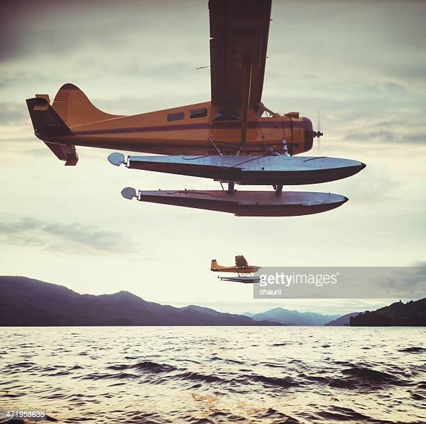 Fly me to Alaska