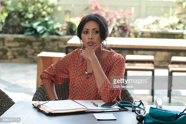 PAINS 'Fly Me to the Kowloon' Episode 803 Pictured Reshma Shetty as Divya Katdare