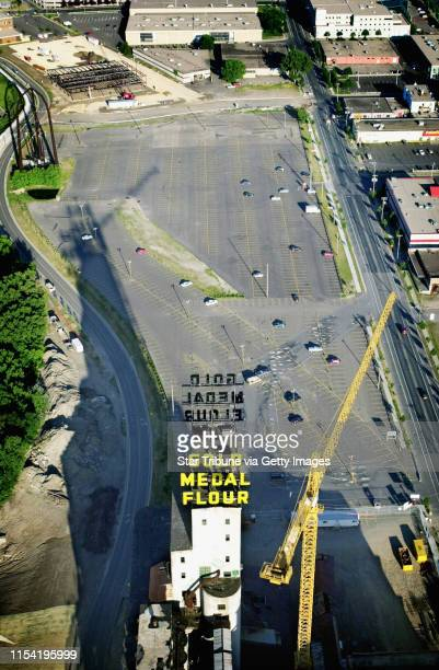 fly over Mississippi River Bluff's for Bob Franklin story also Jewel land development area in LakeCity IN THIS PHOTO THURSDAY_07/05/01_Minneapolis...