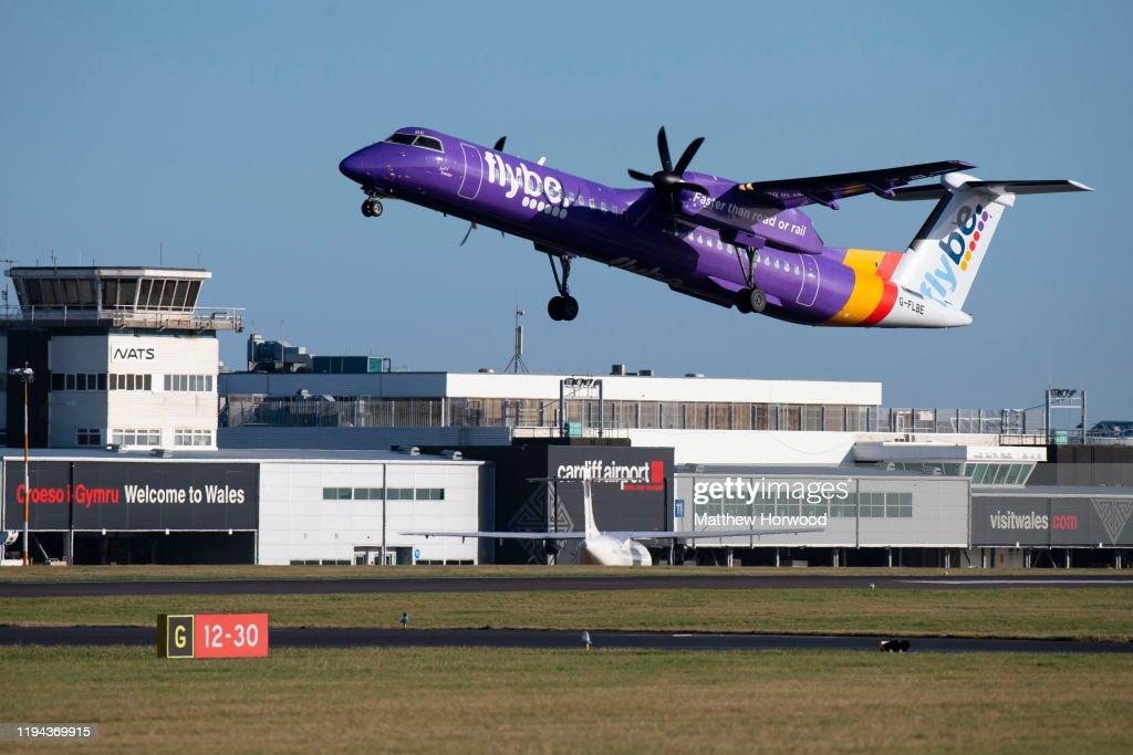 Flybe General Views : ニュース写真
