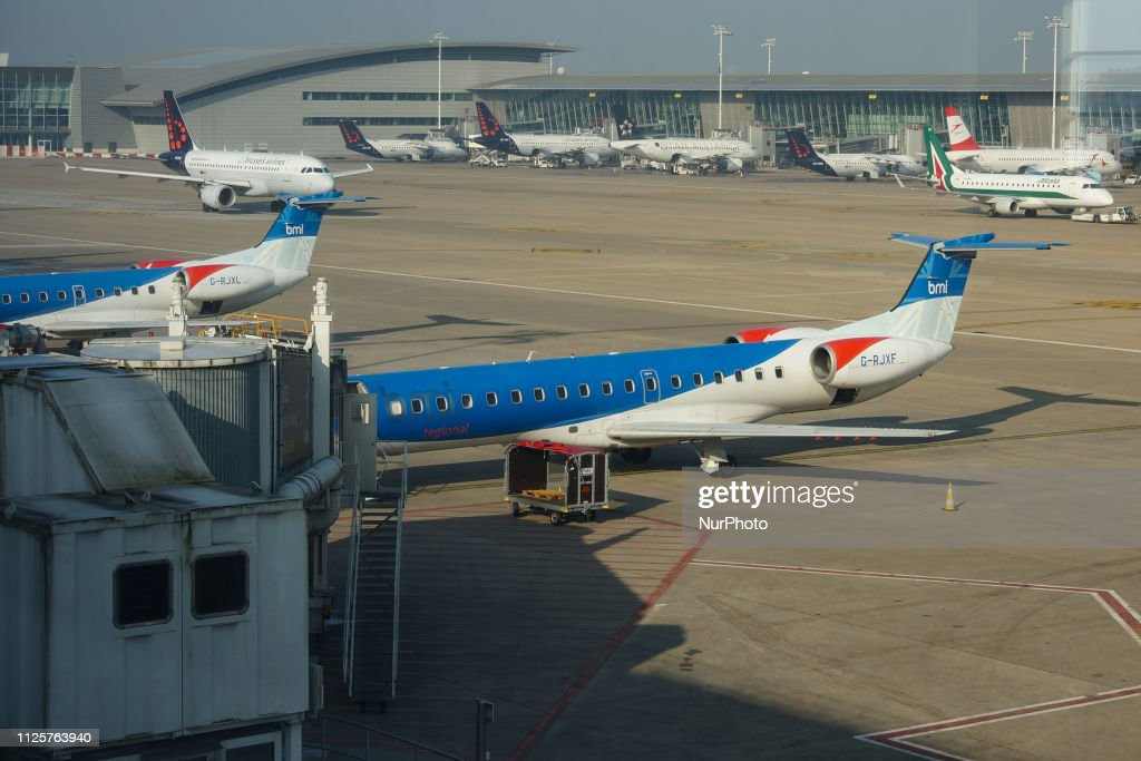 Flybmi Regional Airline : News Photo