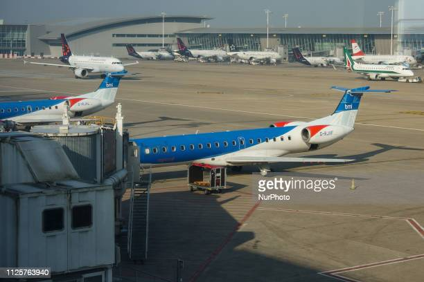 Flybmi known as British Midland Regional Limited or BMI Regional a British regional airline that ceased operations on February 16 2019 leaving...