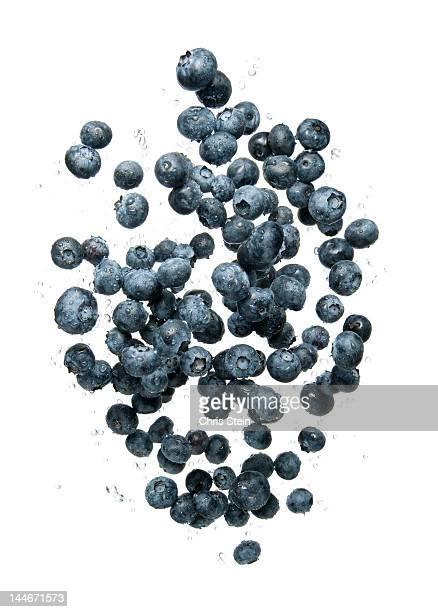 Flying Blueberries